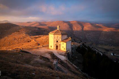Chiesa di Santa Maria della Pietà, Rocca Calascio